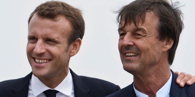 Dimite el ministro francés de Ecología, Nicolas Hulot, sin comunicar a Macron